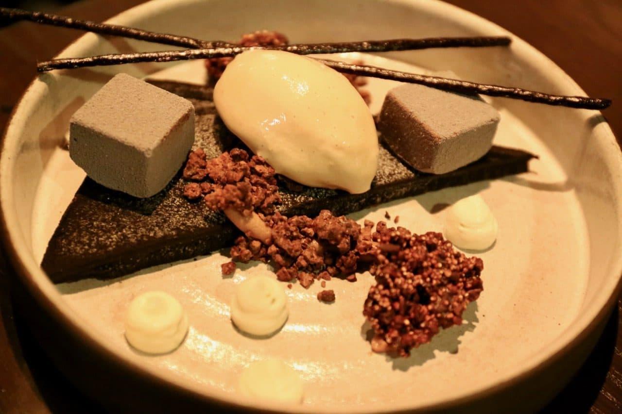 Amor Con Coco is Mira Toronto's wildly popular Peruvian chocolate dessert.