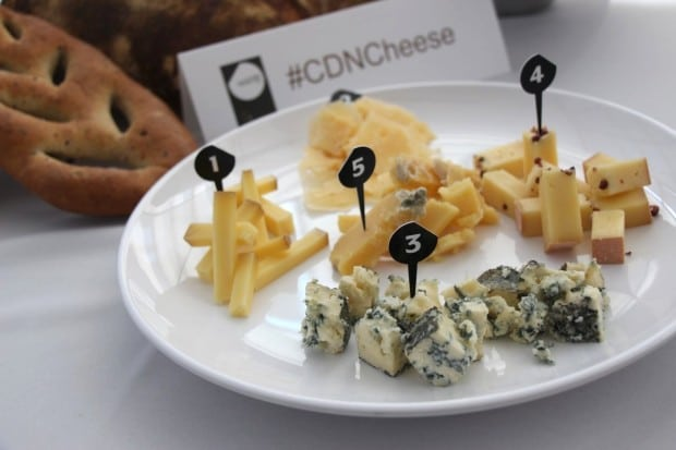 The 2013 Canadian Cheese Grand Prix
