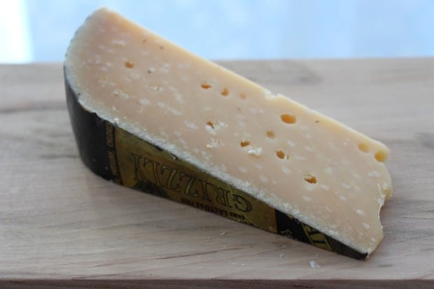 Grizzly Gouda Cheese From Alberta